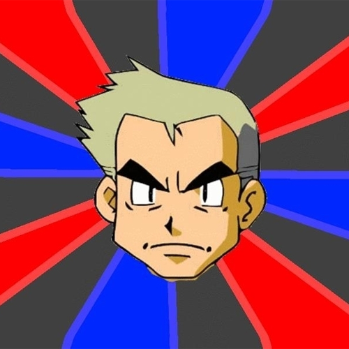 Professor Oak Meme Template Thumbnail