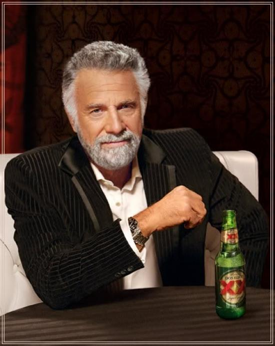 The Most Interesting Man In The World Meme Template Thumbnail
